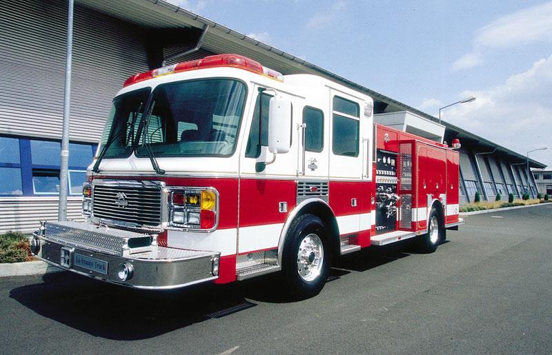 Сша 16 07 обзор пожарных автомобилей сша