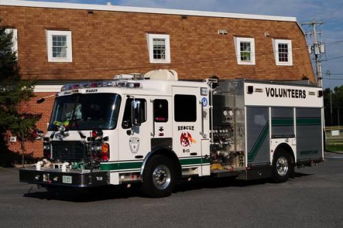 Обзор пожарных автомобилей сша